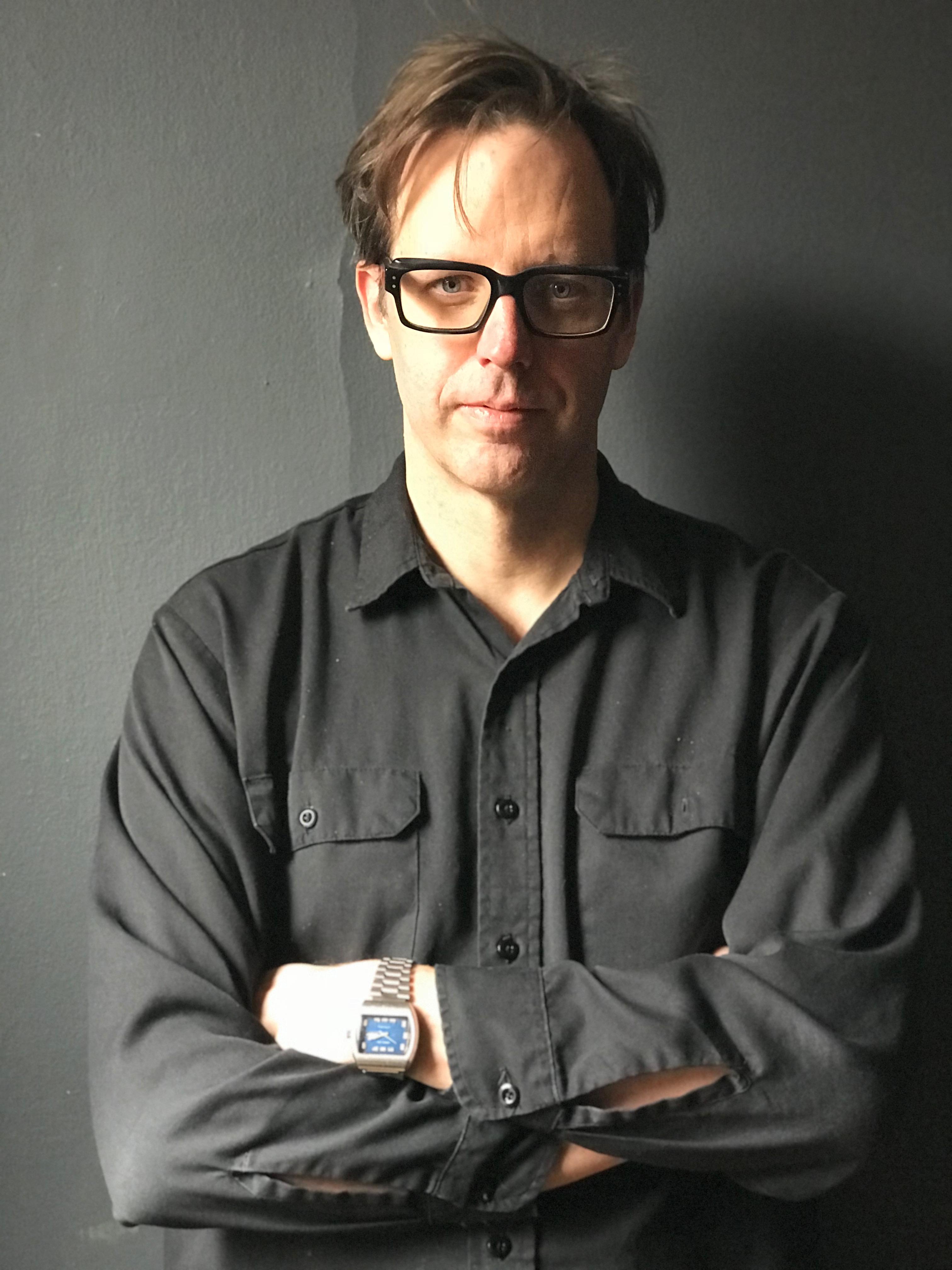 Byron's Bio Photo